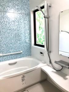 呉市焼山 K様邸 浴室洗面所トイレ工事