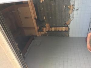 呉市川尻町 Y様邸 浴室洗面所トイレ工事