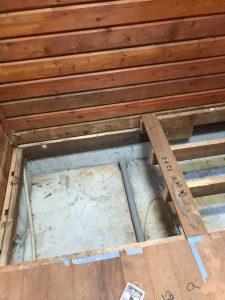 東広島市西条町 T様邸 シャワールーム・洗面台取付工事