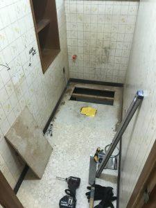 呉市安浦町 T様邸 浴室洗面所トイレ工事
