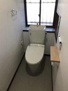 東広島市黒瀬町 T様邸 浴室洗面所DKトイレ工事