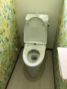 東広島市黒瀬町 A様邸 トイレ・玄関廊下工事