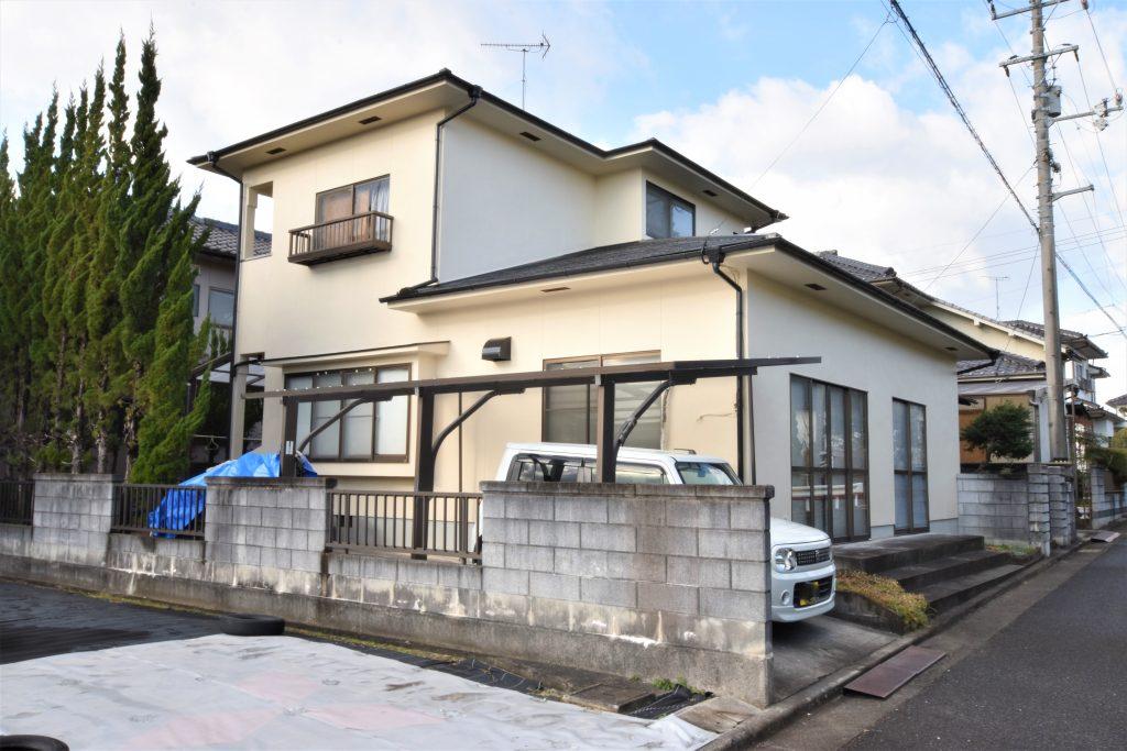 大切なお家を長持ちさせるために!屋根・外壁塗装工事!!