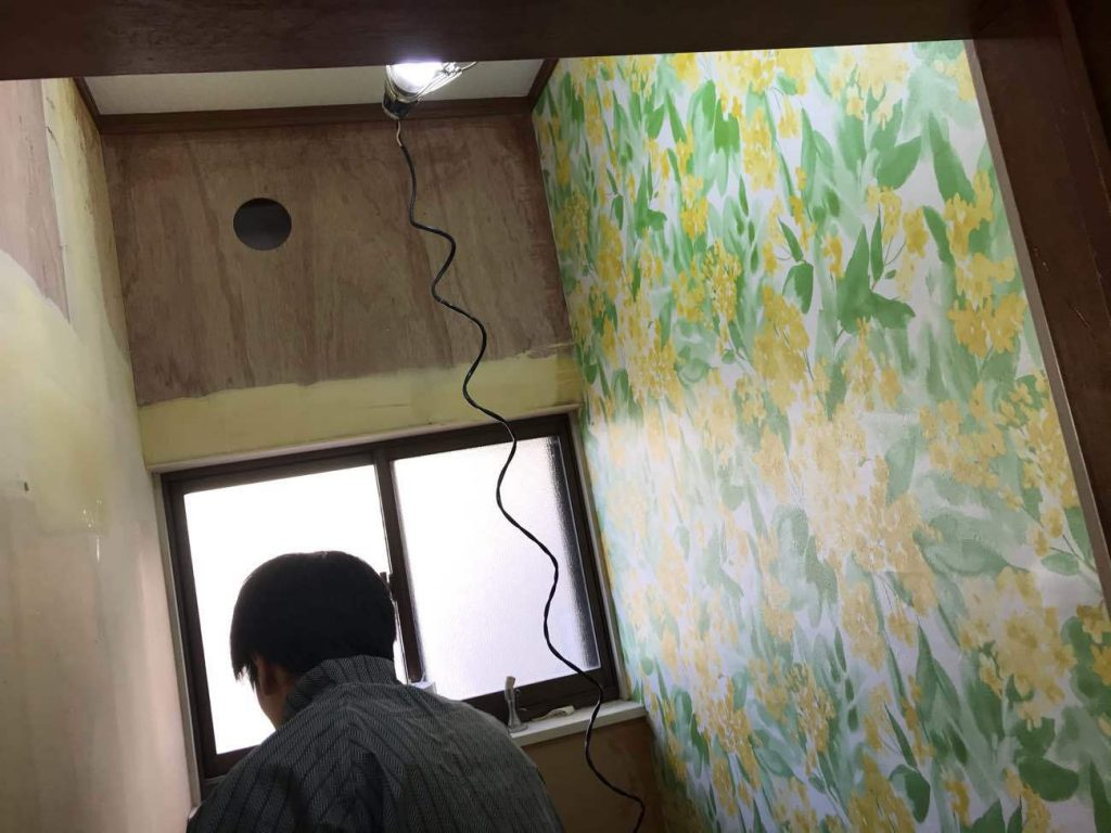 長年お住いのお家を快適に!1F水廻りリフォーム&外壁塗装工事!!
