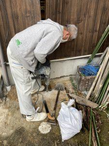 東広島市黒瀬町  O様邸  水漏れ修理