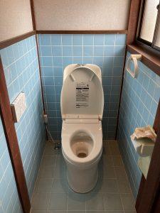東広島市志和町  O様邸  トイレ取替工事