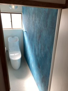 呉市安浦町  Y様邸  トイレ改修工事