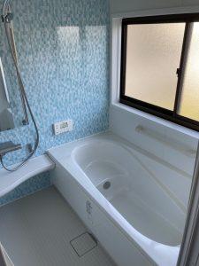 東広島市西条町  K様邸  浴室洗面所工事