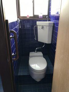 東広島市黒瀬町 K様邸 トイレ工事