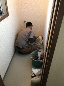 東広島市西条町 N様邸 トイレ取替工事