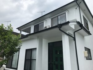 東広島市黒瀬町 O様邸 屋根外壁塗装工事
