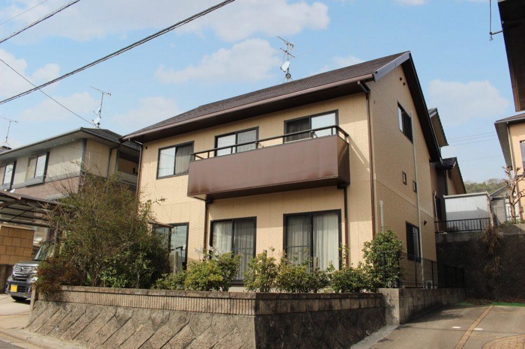 人気急上昇のラジカル制御形塗料!屋根外壁塗装工事!