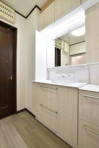 竹原市吉名町 N様邸 浴室洗面所トイレ工事