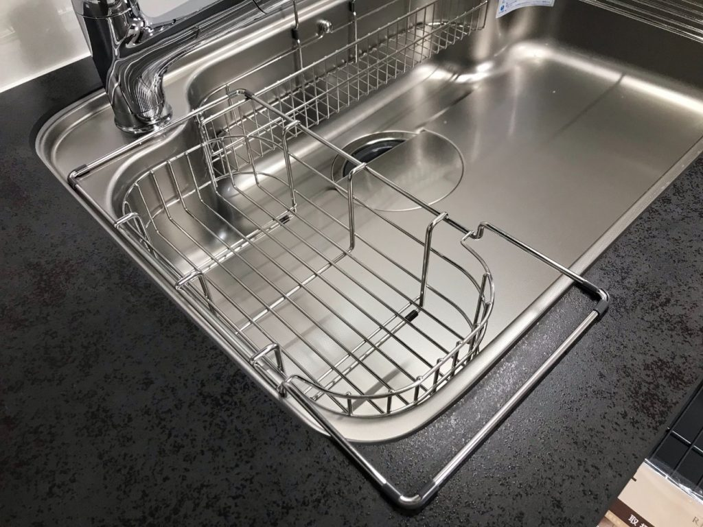 憧れのハイグレードキッチン『リシェルSi』を採用!DKリフォーム工事!