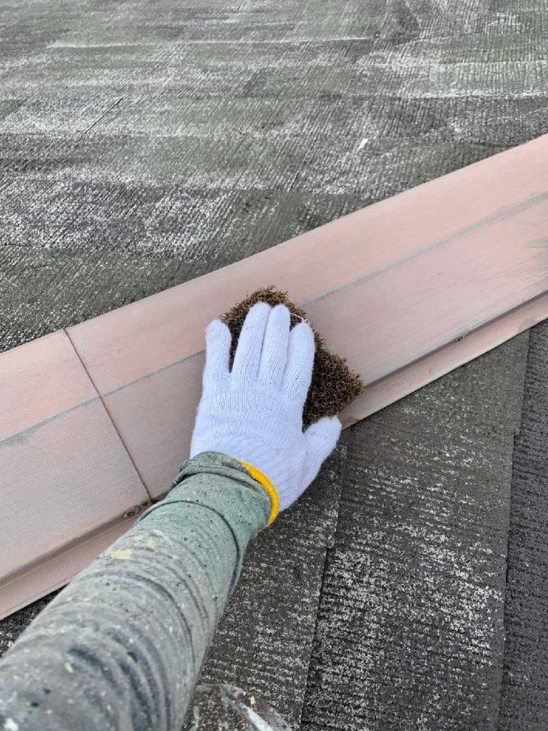 超低汚染塗料で落ち着いた外観へ!外壁屋根塗装工事!